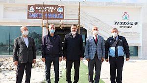 Seyrantepe'de zabıta amirliği kuruluyor