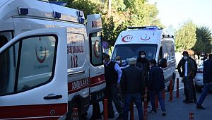 Siverek Belediyesinde silahlar çekildi: 1 yaralı