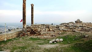 Arkeologlar Edessa Krallığının sarayının peşine düştü (Videolu Haber)