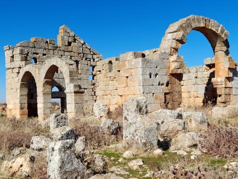 Bin 500 yıllık Nuhrut Kilisesi restore edilmeyi bekliyor
