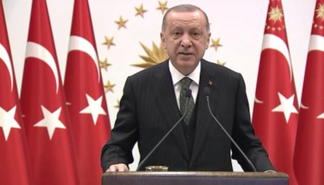 Cumhurbaşkanı Erdoğan'dan ABD'ye yaptırım tepkisi
