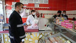 Haliliye Belediyesinden sıkı pandemi denetimi (Videolu Haber)