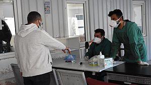 Korona virüse karşı