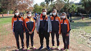 Şanlıurfalı atletler Adana'da 8. oldu
