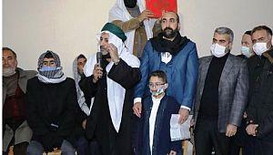 Viranşehir'de aileler arasındaki husumet barışla sonuçlandı