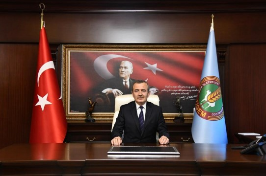 Sait Kocabay TİGEM Genel Müdür Vekili olarak atandı