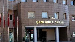 Şanlıurfa'da 16 gün tüm etkinlikler yasak