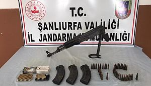 Şanlıurfa'da silah kaçakçılarına operasyon: 7 gözaltı