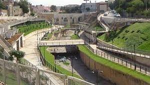Şanlıurfa'da tarihi derede erkek cesedi bulundu