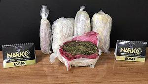 Şanlıurfa'da uyuşturucu operasyonu: 11 gözaltı