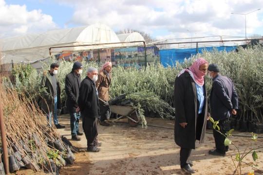 Şanlıurfa'da yeni yılda fıstık fidanı satışları iki katına çıktı