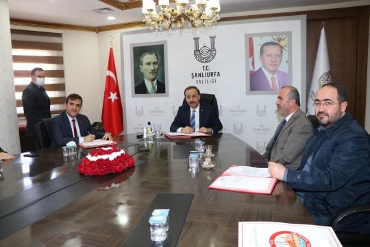 Aziz Mahmud Hüdayi Vakfı'ndan Barış Pınarı bölgesine destek (Videolu Haber)