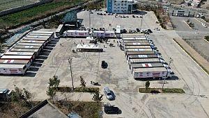 Barış Pınarı bölgesine 28 tır insani yardım (Videolu Haber)