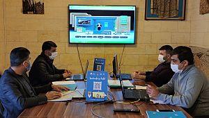 Büyükşehir Belediyesi dijital fuarda yerini aldı  (Videolu Haber)