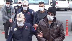 DEAŞ terör örgütünün kilit isimleri Şanlıurfa'da yakalandı (Videolu Haber)