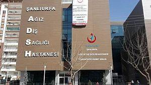Karaköprü Ağız ve Diş Hastanesi Şanlıurfa'nın yüz akı oldu