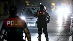Kavgaya müdahale etmeye giden polislere ateş açıldı