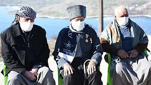Kore gazisi 71 yıl sonra madalyasına kavuştu