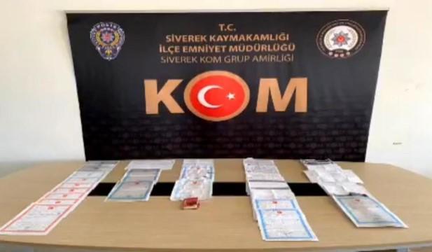 Şanlıurfa'da rüşvet operasyonu: 6 tutuklu (Videolu Haber)