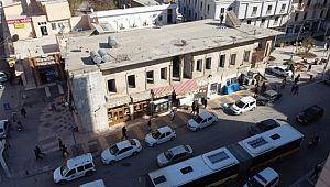 Şanlıurfa'nın göbeğindeki tarihi konak restore ediliyor (Videolu Haber)