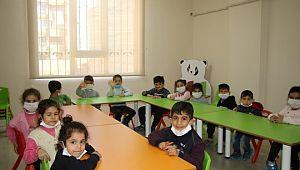 Haliliye Belediyesi millet evlerinde meslek öğreniyorlar (Videolu Haber)