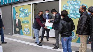 Haliliye belediyesi pku hastalarının yanında oluyor (Videolu Haber)