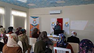 Haliliye belediyesinden ailelere uyuşturucu ile mücadele eğitimi
