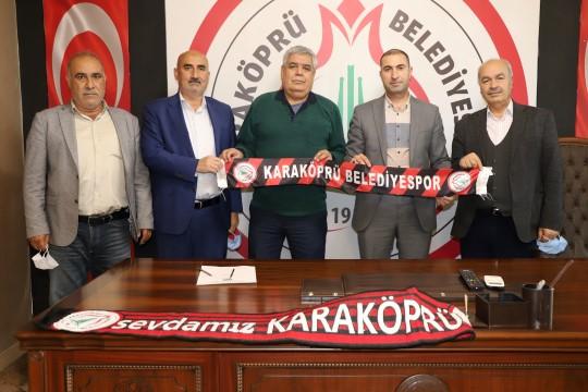 Karaköprü Belediyespor'da Bedih Şahapoğlu dönemi