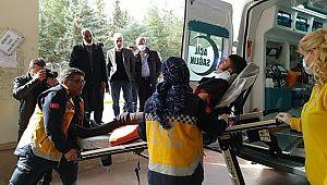 Şanlıurfa'da feci kaza: 1 ölü, 6 yaralı (Videolu Haber)