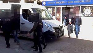 Şanlıurfa'da PKK'lı terörist 4 kilogram patlayıcıyla yakalandı (Video)