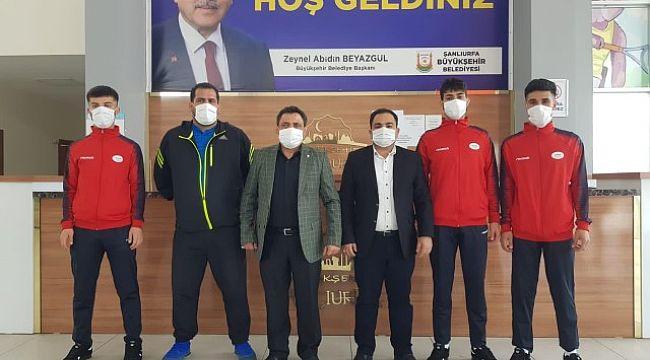 Uluslararası Turnuvada Şanlıurfa'yı Büyükşehirli sporcular Temsil Edecek