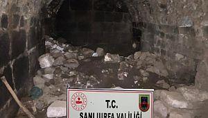 Viranşehir'de izinsiz kazı yapanlar yakalandı
