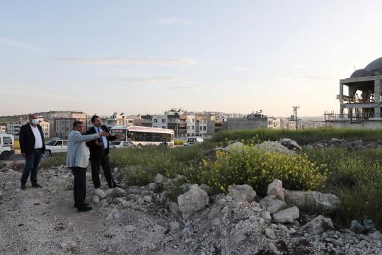 Can polat: Ahmet yesevi mahallemize hayırlı olsun