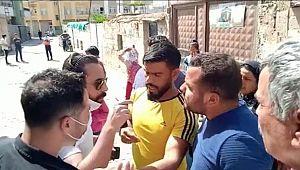 Dedaş görevlileri ile mahalleli arasında gerginlik