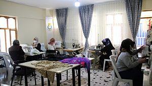 Kadınlar Haliliye belediyesi ile daha güçlü