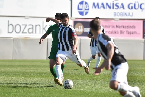 Manisa FK: 1 - Şanlıurfaspor: 1