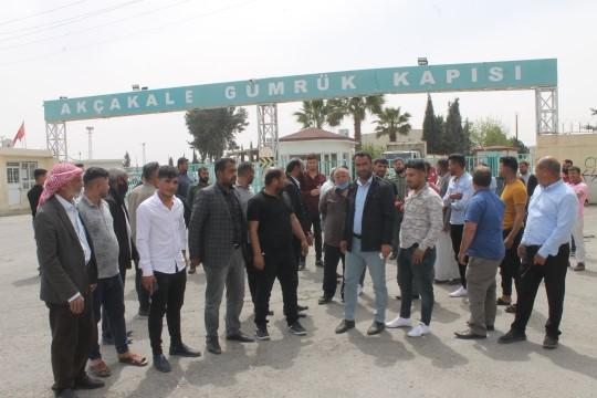 Nakliyecilerden sınır ötesindeki ayakbastı parasına tepki