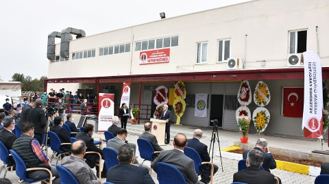 Şanlıurfa'nın Tam Teşekküllü Tek Hayvan Hastanesi Harran Üniversitesi'nde Açıldı