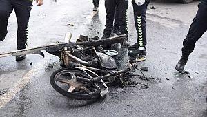 Siverek'te faciaya kıl payı: 4 yaralı