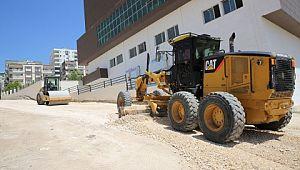 Doğukent mahallesi yeni yollara kavuşuyor