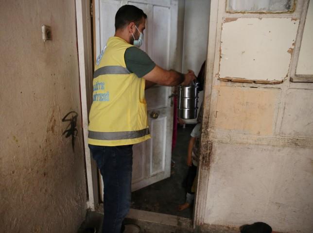 Haliliye Belediyesi Ramazan ayı boyunca yanlarında oldu