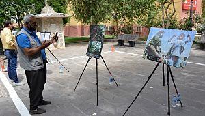Kudüs'teki İsrail zulmü fotoğraf kareleriyle anlatıldı