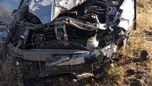 Otomobil takla attı, 8 aylık bebek hayatını kaybetti
