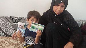 Şanlıurfa'da iki çocuk babası gençten 8 gündür haber alınamıyor (Video)