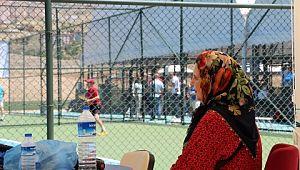 Yıllarca terörle anılıyordu, şimdi tenisle