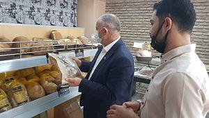 Başkan Esat Öztürk esnaf ziyaretlerine devam ediyor