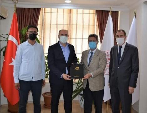 Bozova'ya belediye tarafından 6 sera yapılıyor