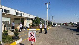 Fabrika işçilerinden grev ( Video Haber )