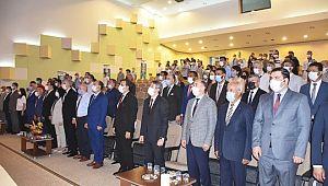 Harran üniversitesi'nde 1. ulusal eğitimde yapay zekâ uygulamaları kongresi başladı ( Video Haber )