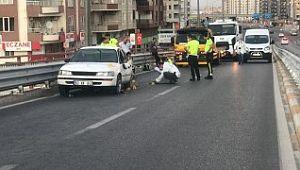 Şanlıurfa'da feci kaza: 2 ölü, 2 yaralı